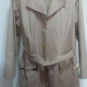 Sale🎉Rare Michael by Michael Kors Trench Coat